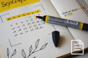 4 Reasons Why You Should Organize Your Time