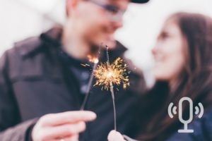 Podcast: A Love Story and Blessing Your Spouse