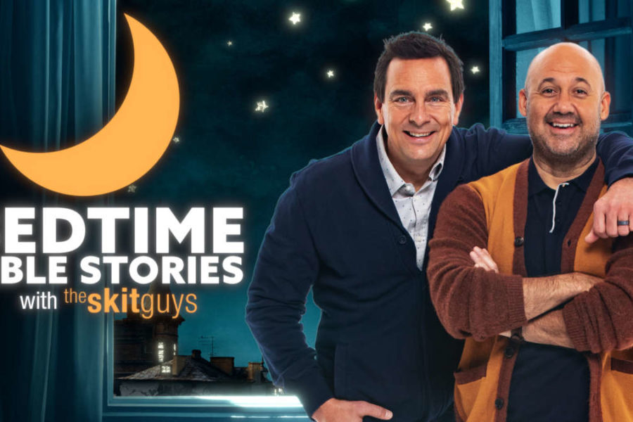 Bedtime Stories with the Skit Guys