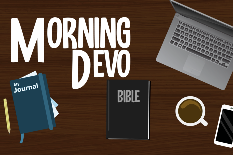 Morning Devo: June 1, 2020