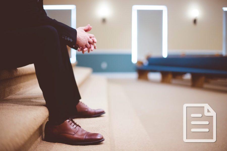Pastor to Pastor: Make a Decision