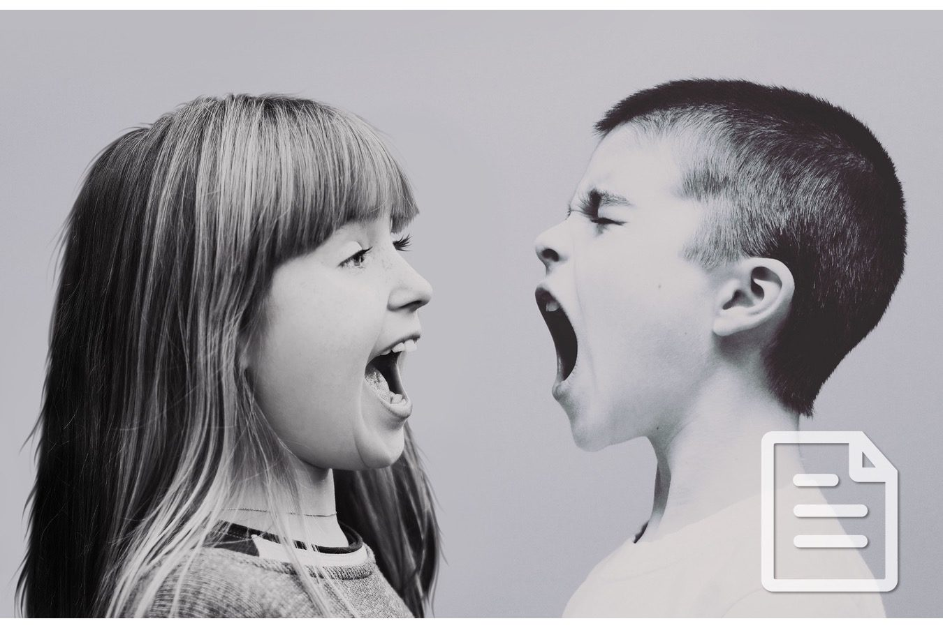 5 Ways to React When Your Kids are Fighting