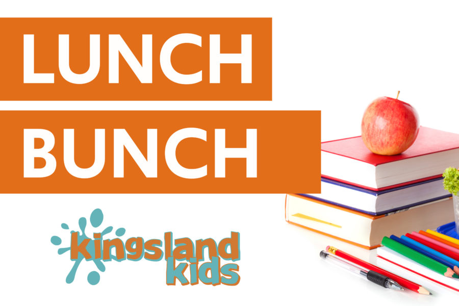 Lunch Bunch: April 24, 2020