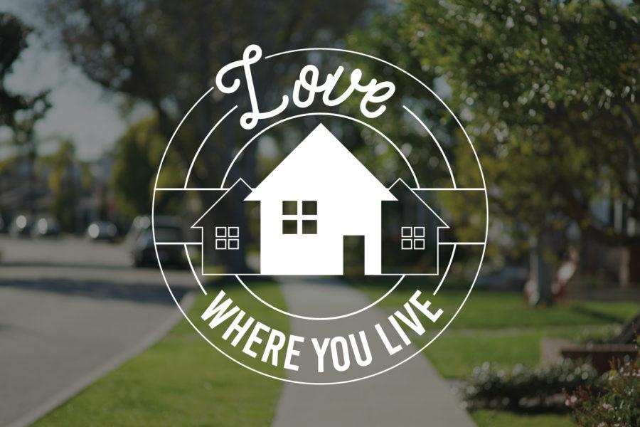 Love... Where You Live