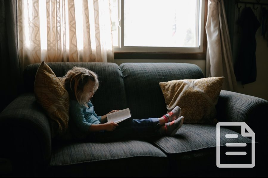 Training Your Child to Have a Quiet Time