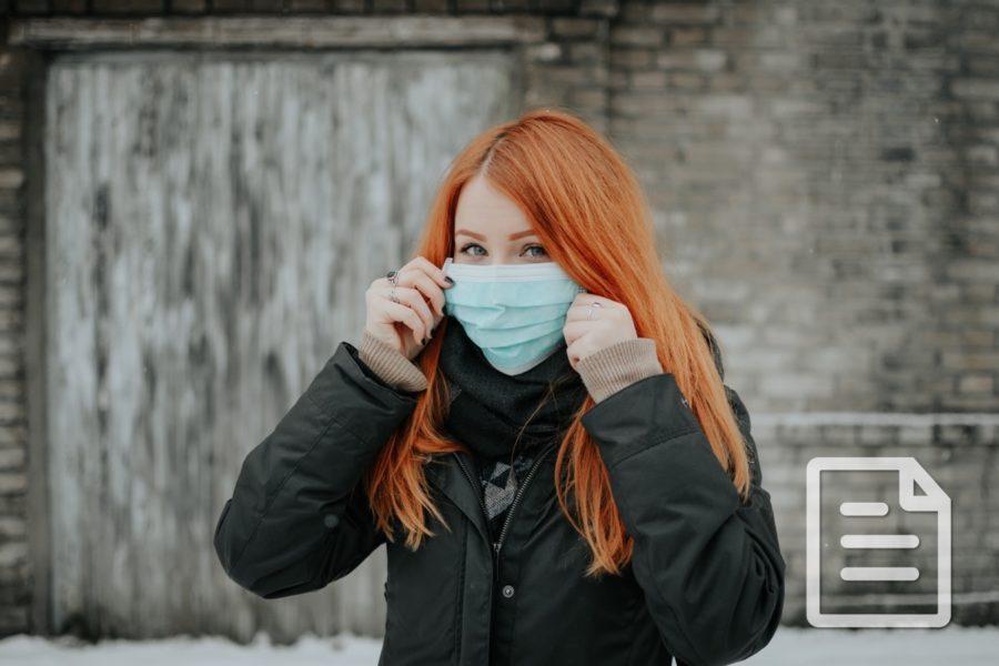 Wearing My Mask(s)