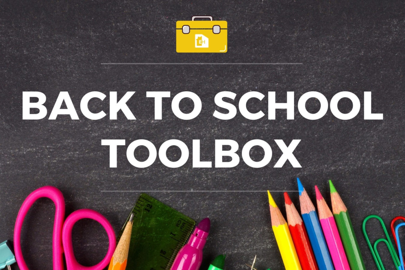 Back to School Toolbox
